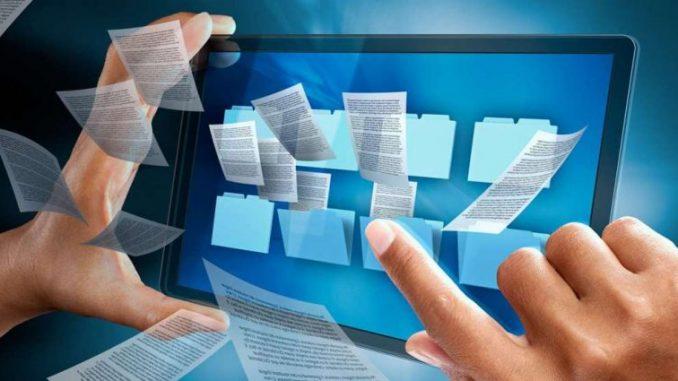 Электронный документооборот Московской области